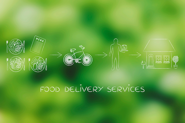 Restaurants Turn to Self-Delivery to Avoid the High Cost