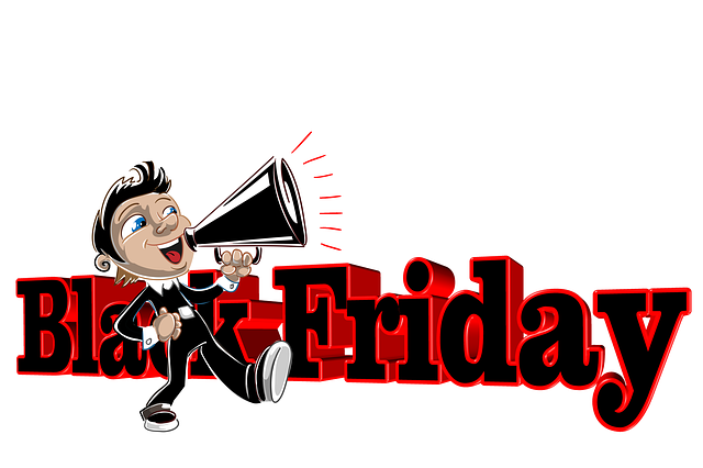 4 Ways Small Businesses Can Capitalize On Black Friday