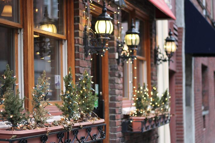 Decorating Your Small Business For The Seasons To Spread Cheer