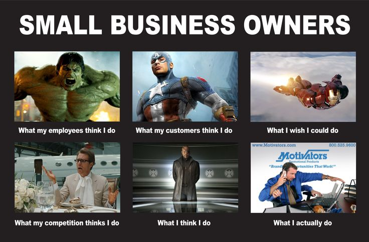 Top 10 Jokes For Small Business Owners