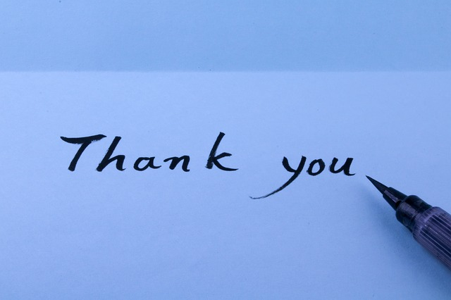 5 Thank You Letters For Customers And Employees