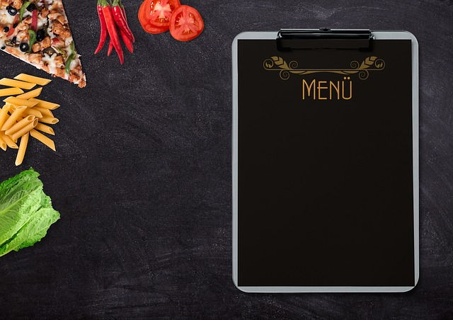 5 Tips For Redesigning Your Restaurant Menu