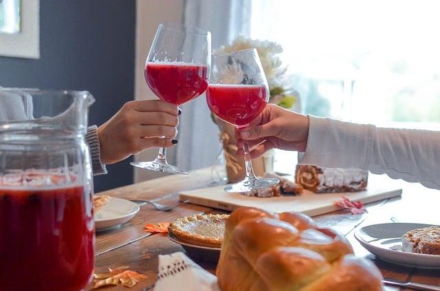 Gourmet Thanksgiving Day Menu
