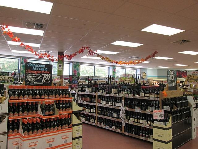 Quick And Easy Liquor Store Improvements